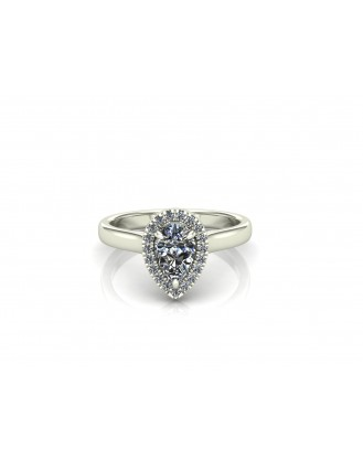 Engagement Ring-Pear Shape